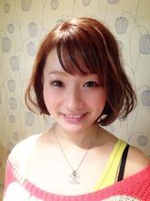 キュートボブ|Favorite Hair Produce Fitのヘアスタイル