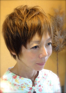2セクションショート|Favorite Hair Produce Fitのヘアスタイル