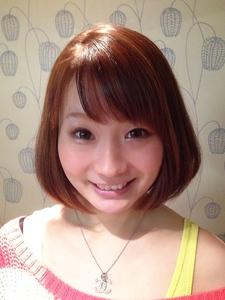 3Dツヤやかボブ|Favorite Hair Produce Fitのヘアスタイル