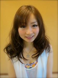 ふんわ〜りパーマ|Favorite Hair Produce Fitのヘアスタイル