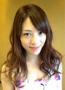 ヌーディーエアリーパーマ|Favorite Hair Produce Fitのヘアスタイル