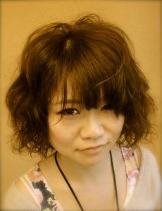 リッジウェーブボブ|Favorite Hair Produce Fitのヘアスタイル