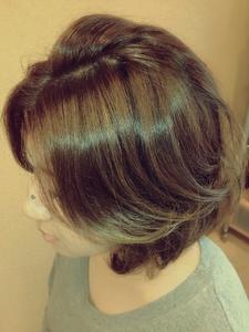 フレンチ・ボブ Favorite Hair Produce Fitのヘアスタイル