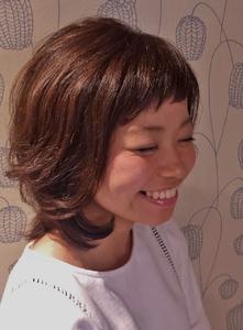 CUTE☆ネオウルフ Favorite Hair Produce Fitのヘアスタイル