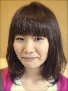 セミディーウェーブ Favorite Hair Produce Fitのヘアスタイル