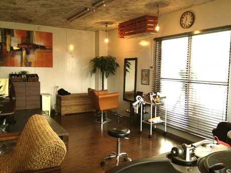 hair lounge HOME