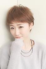 フェミリーショート|hair lounge HOMEのヘアスタイル