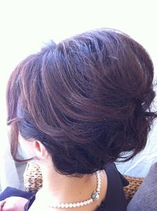 エレガントSET K's Hair 北習志野店のヘアスタイル