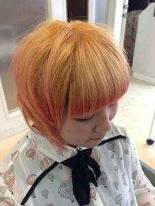 POPショート K's Hair 北習志野店のヘアスタイル