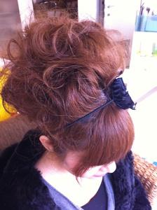 ゆるふわSET K's Hair 北習志野店のヘアスタイル