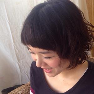 楽チンBOB K's Hair 北習志野店のヘアスタイル