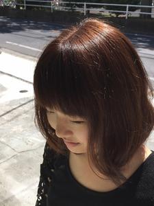 フェアリーボブ K's Hair 北習志野店のヘアスタイル