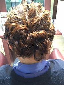 ねじねじスタイル|K's Hair 北習志野店のヘアスタイル