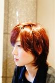 N・ショートレイヤー|Anouk 東中野店のヘアスタイル