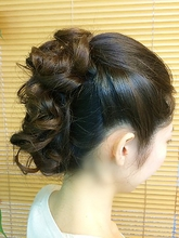 |Hair&Make ZEN 横浜店のヘアスタイル