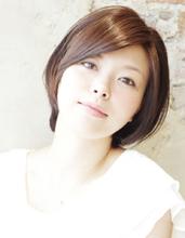 大人女子を楽しめる☆ダイアモンドシルエット|The C by afloatのヘアスタイル