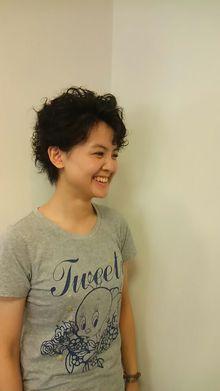 くりくりパーマ|SLEEKのヘアスタイル