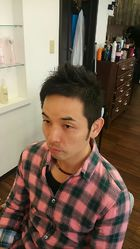 アオイユウ|SLEEKのメンズヘアスタイル