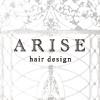 ARISE  | アライズ  のロゴ
