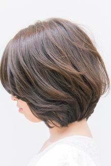 【ARISE 都立大学】ふんわりボブ|ARISEのヘアスタイル
