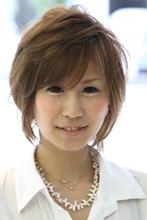 【ARISE 都立大学】ベーシックショート|ARISEのヘアスタイル