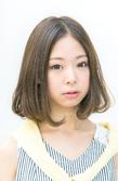 【ARISE 都立大学】ミディアムストカール|ARISEのヘアスタイル
