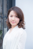 【ARISE 都立大学】大人かわいい パーマミディアム
