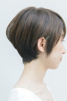 【ARISE 都立大学】美シルエット ボリュームアップショート|ARISEのヘアスタイル