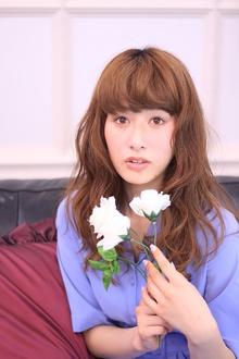外国人風やわウェーブ|Hair Frais Make Yokohamaのヘアスタイル