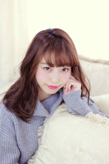 愛されレイシーセミディ|Hair Frais Make Yokohamaのヘアスタイル