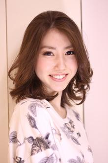 フェミニンボブ Hair Frais Make Yokohamaのヘアスタイル