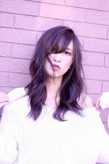 大人オフェロ髪☆ Hair Frais Make Yokohamaのヘアスタイル
