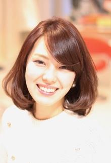 春さきどり☆ふんわりレイヤーボブ☆ Hair Frais Make Yokohamaのヘアスタイル