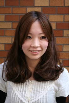 マニッシュパーマ|Hair Frais Make Yokohamaのヘアスタイル