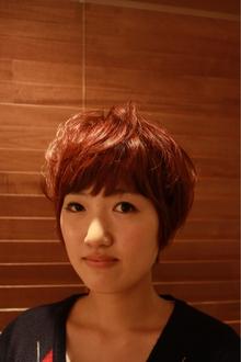 ふわふわショート|Hair Frais Make Yokohamaのヘアスタイル