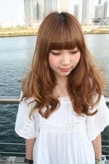 スィートナチュラルカール|Hair Frais Make Yokohamaのヘアスタイル
