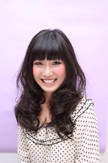 ふわふわ★エアリーウェーブ|Hair Frais Make Yokohamaのヘアスタイル