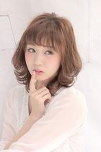 柔らかラグジュアリーミディ|Hair Frais Make Machidaのヘアスタイル