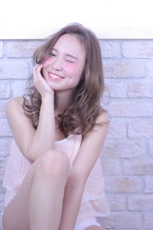 【Frais】イノセントブルージュで作るシースルーミディ☆|Hair Frais Make Machidaのヘアスタイル