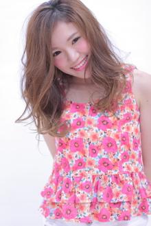 【Frais】エフォートレスランダムウェーブ☆|Hair Frais Make Machidaのヘアスタイル