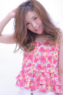 【Frais】エフォートレスランダムウェーブ♪|Hair Frais Make Machidaのヘアスタイル
