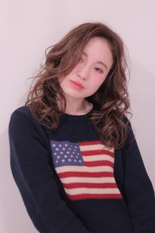【Frais】カジュアルガーリーウェーブ☆|Hair Frais Make Machidaのヘアスタイル