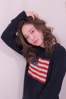 【Frais】カジュアルガーリーウェーブ♪|Hair Frais Make Machidaのヘアスタイル