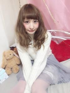 【Frais】フレンチブルージュ♪|Hair Frais Make Machidaのヘアスタイル