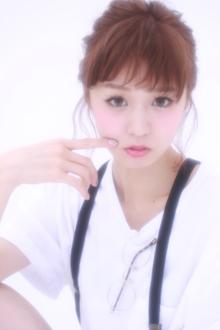 【Frais】波ウェーブアレンジ☆ Hair Frais Make Machidaのヘアスタイル