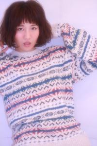 フレンチ風ガーリーカール