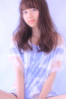 フレンチ風ガーリースイングスタイル Hair Frais Make Machidaのヘアスタイル