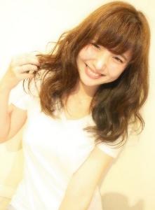 エフォートレスラフウェーブ|Hair Frais Make Machidaのヘアスタイル