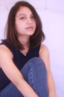 ソフトウルフベース★ラフストレートスタイル|Hair Frais Make Machidaのヘアスタイル