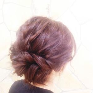 ラフカジュアル波ウェーブアレンジ|Hair Frais Make Machidaのヘアスタイル
